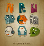 Artcore Icons Nr. 1