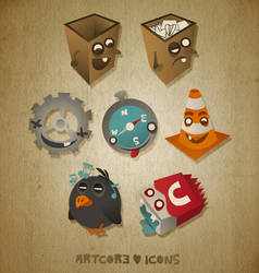 Artcore Icons Nr. 2