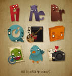 Artcore Icons Nr. 3