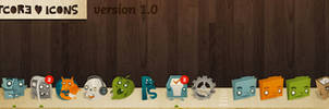 Artcore Icons v1.0