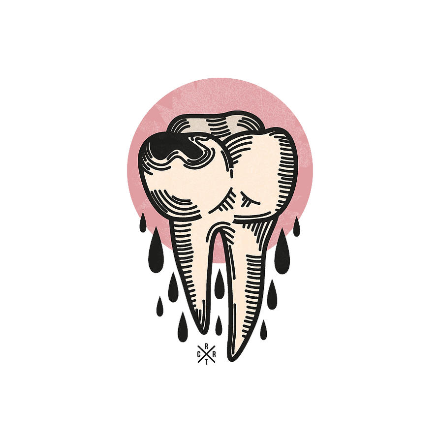 Tooth by artcoreillustrations