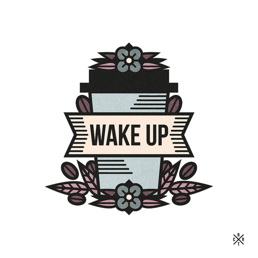 Wakeup by artcoreillustrations