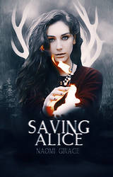 Saving Alice (book cover)