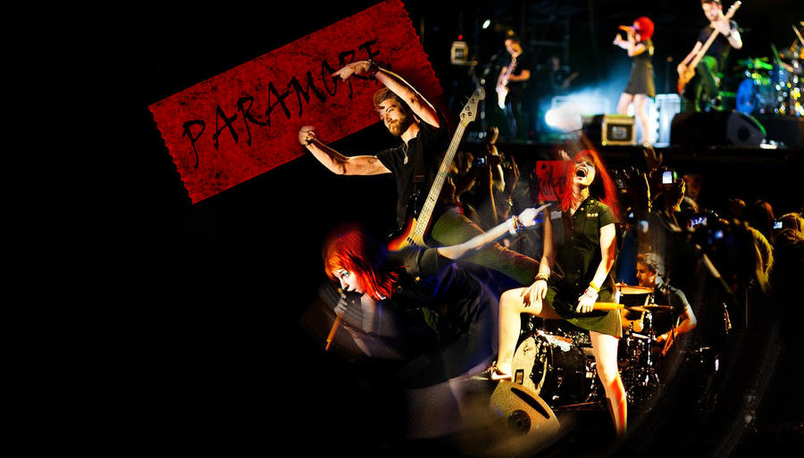 wallpaper paramore. Paramore Wallpaper 9 by