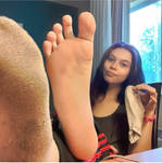 stinky socks and feet! 2