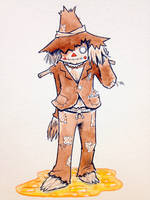 The Scarecrow by Mr-DNA