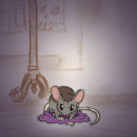 Angela's Magic Lesson - Mouse Problem by Mr-DNA