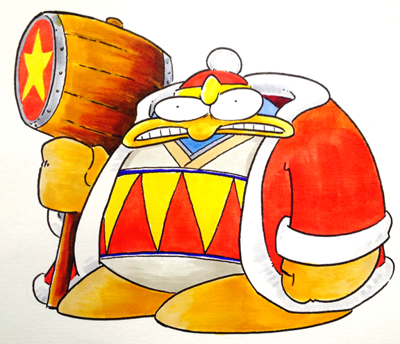 BCC15 - King Dedede by Mr-DNA