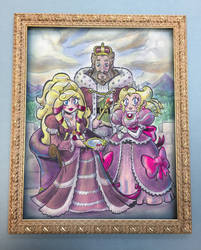 Royal Family Portrait by Mr-DNA