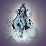 Angela's Magic Lesson - Yuki-onna