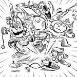 Inktober 10: Nintendo