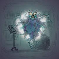 Angela's Magic Lesson - Spectre