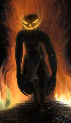 summon the demon