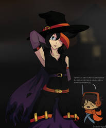 Halloween Manon by shadowtheultimate101