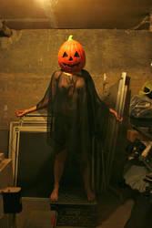 Pumpkinhead by klung1