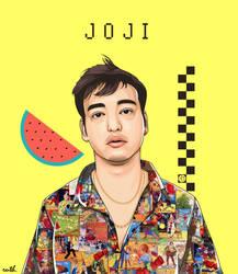 Joji Vector (poster)