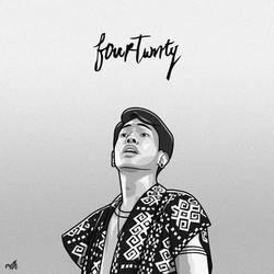Vector Ari Lesmana 'Fourtwnty'