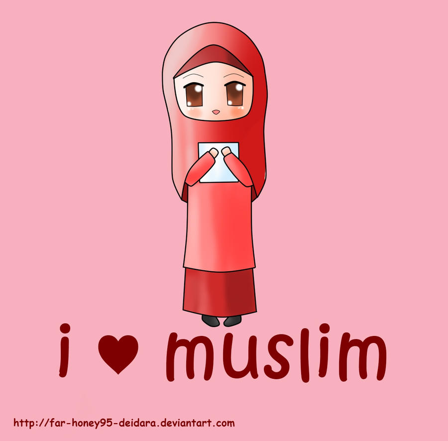 Muslim Emoticon