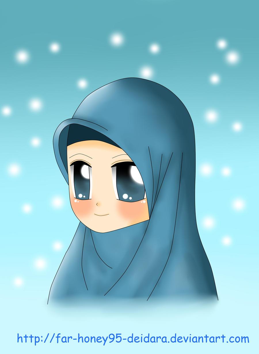 muslimah by Far-Honey95-Deidara