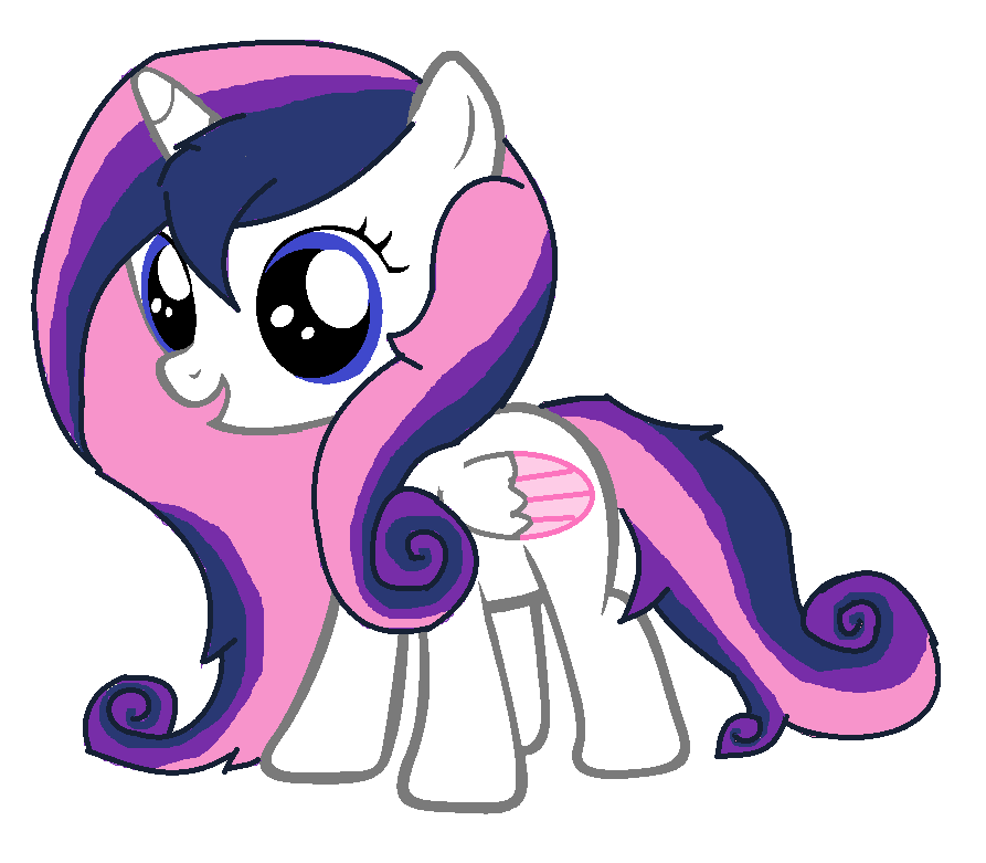 Custom Filly for - Madzia-Loves-Ponies by iPandacakes