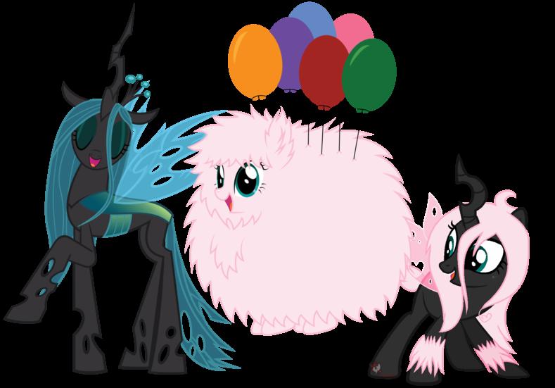 Happy Birthday, Fluffl...
