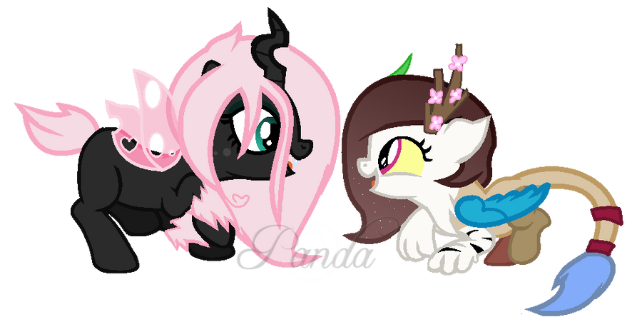 Mlp Fim Next Gen Fluttercord Family By Kirisakicreamy On – Fondos de