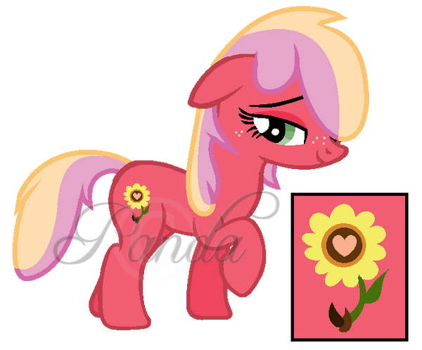 Gala Blossom by iPandacakes