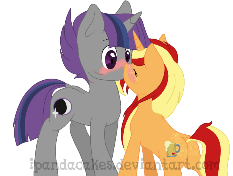''You're cute..!'' by iPandacakes