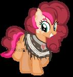 Alt-Pandaverse: Chimi-Cherry Cheesecake