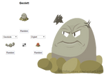 PokeFusions: Geolett