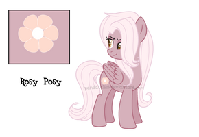 AU: Sibling 6 - Rosy Posy by iPandacakes