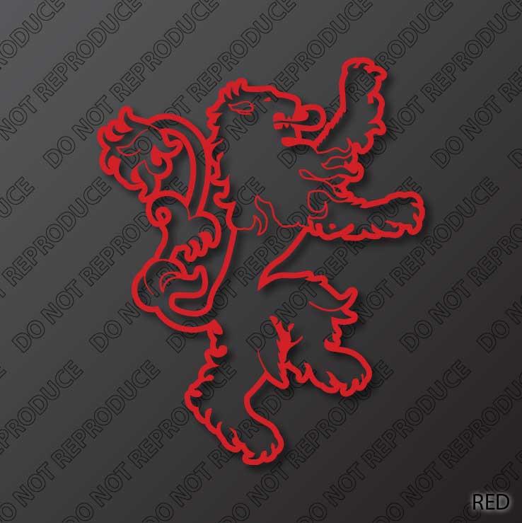 House Lannister Sigil Sigil of House Lannister