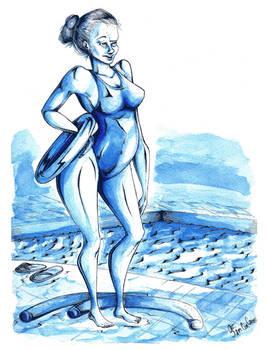 Phtalo Blue