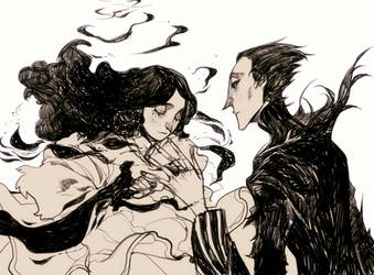 [ROTG]Father and daughter(novel VER.) by Wavesheep