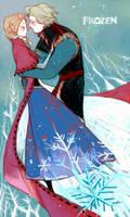 [Frozen]Kristoff/Anna