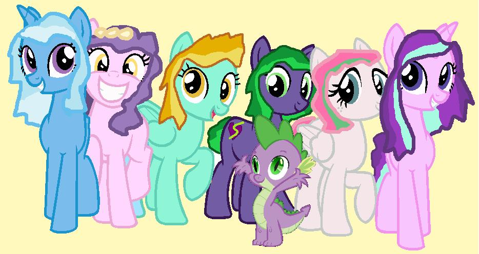AW my little pony episode 2 seen 11 by magictimeymare12