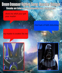 DCFG Metal Sonic and Darth Vader