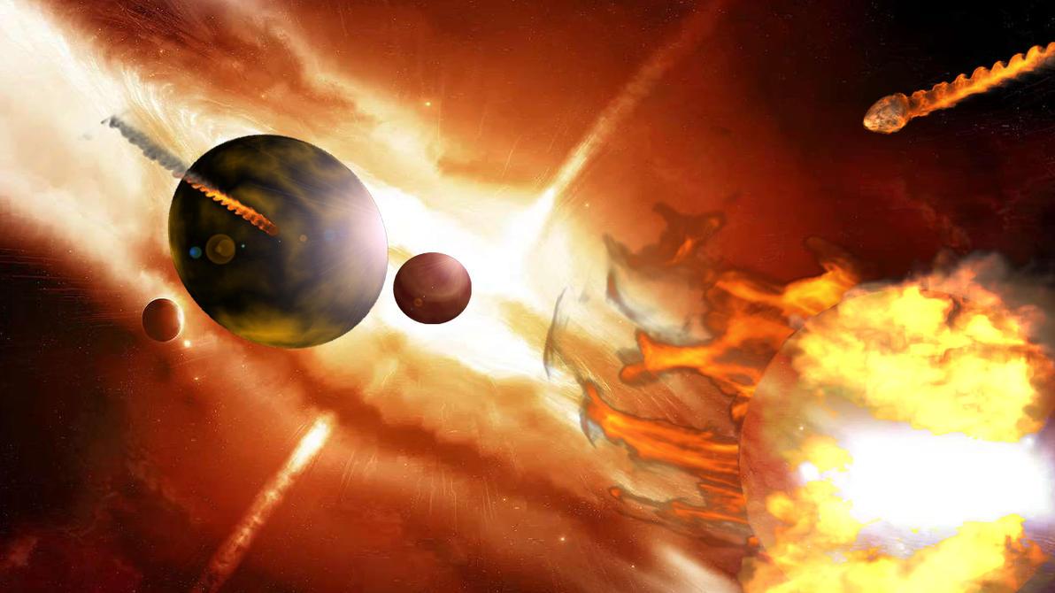 death of a black hole - photo #20