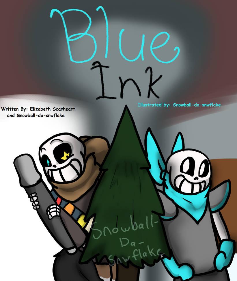 Blue Ink Cover (Underswap/Inktale/Error!sans) By