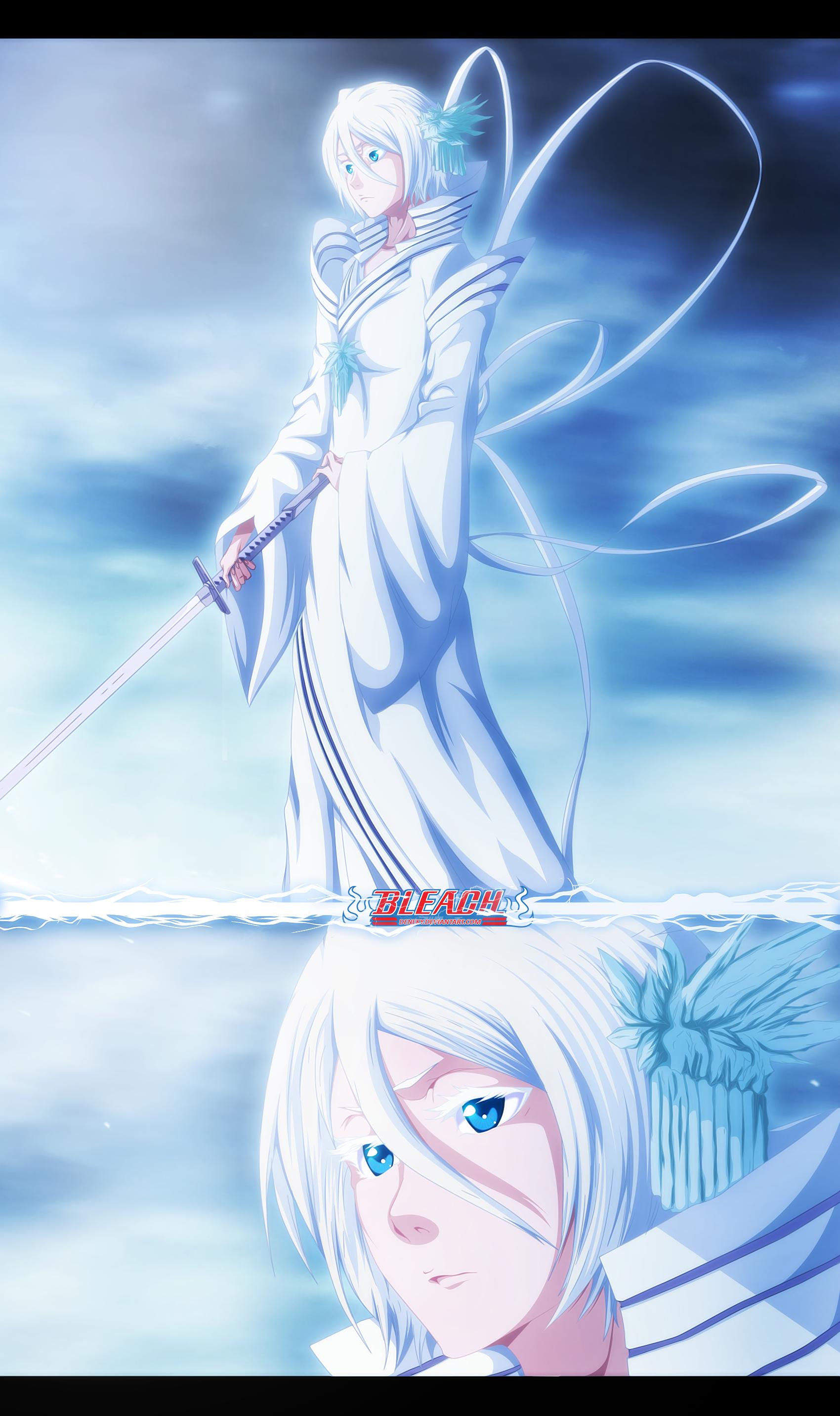 Bleach 570 Rukia S Bankai By Deneky On Deviantart