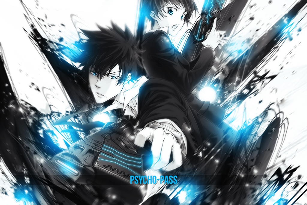 Group Of Psycho Pass By Deneky