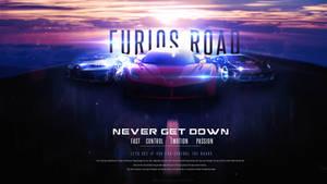 Furios Road by Deneky