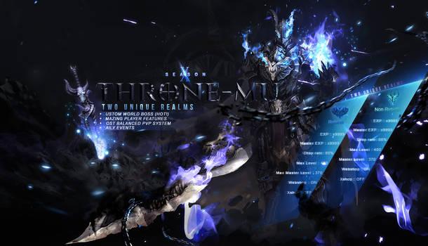 Throne-Mu Loading Screen