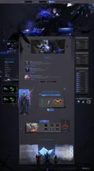 DarkMu Template by Deneky