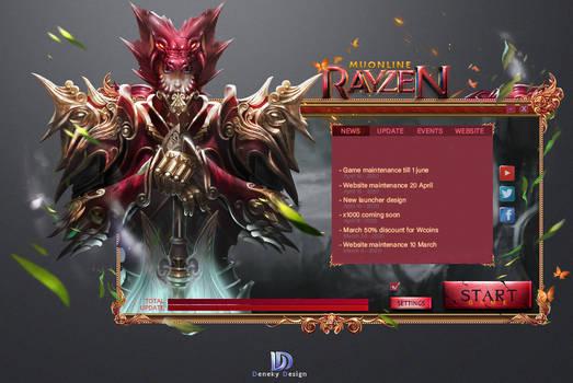 RayzenMu Launcher