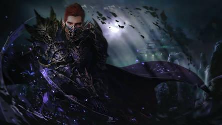 Magic Knight wallpaper by Deneky