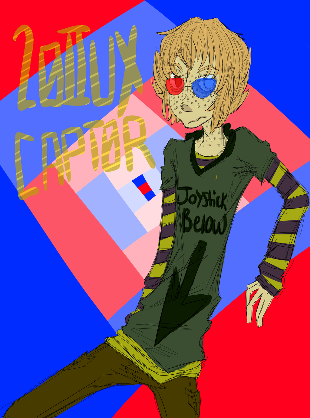 sollux captor humanstuck headcanon bullshit by