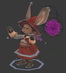 Horne (FFXII) Animation