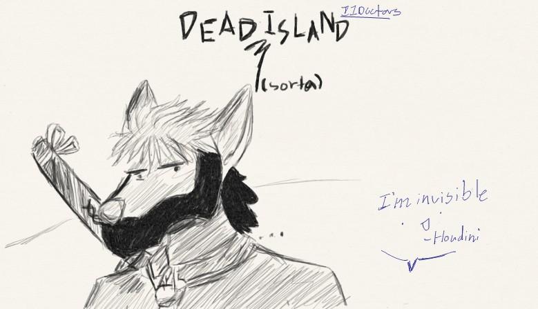 Dead Island Duct Tape