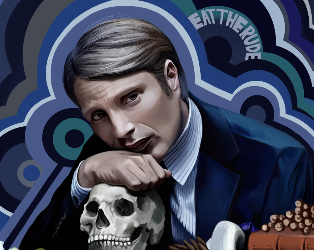 Hannibal by Frozelz